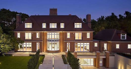Super Mansion, Hampstead